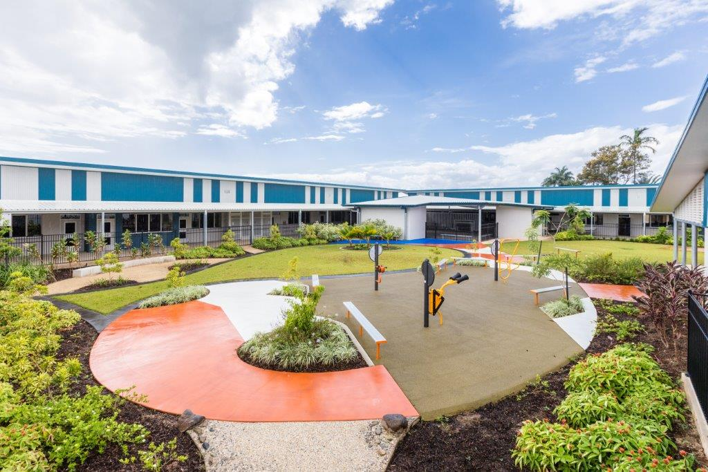 Cairns Special School - Outdoor Solutions Queensland 1