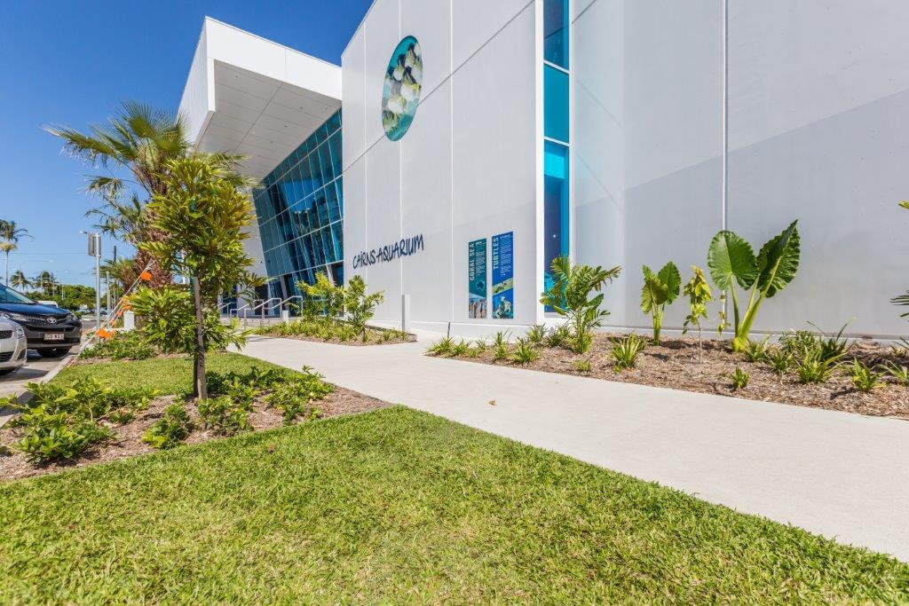 Cairns Aquarium - Outdoor Solutions Queensland 1