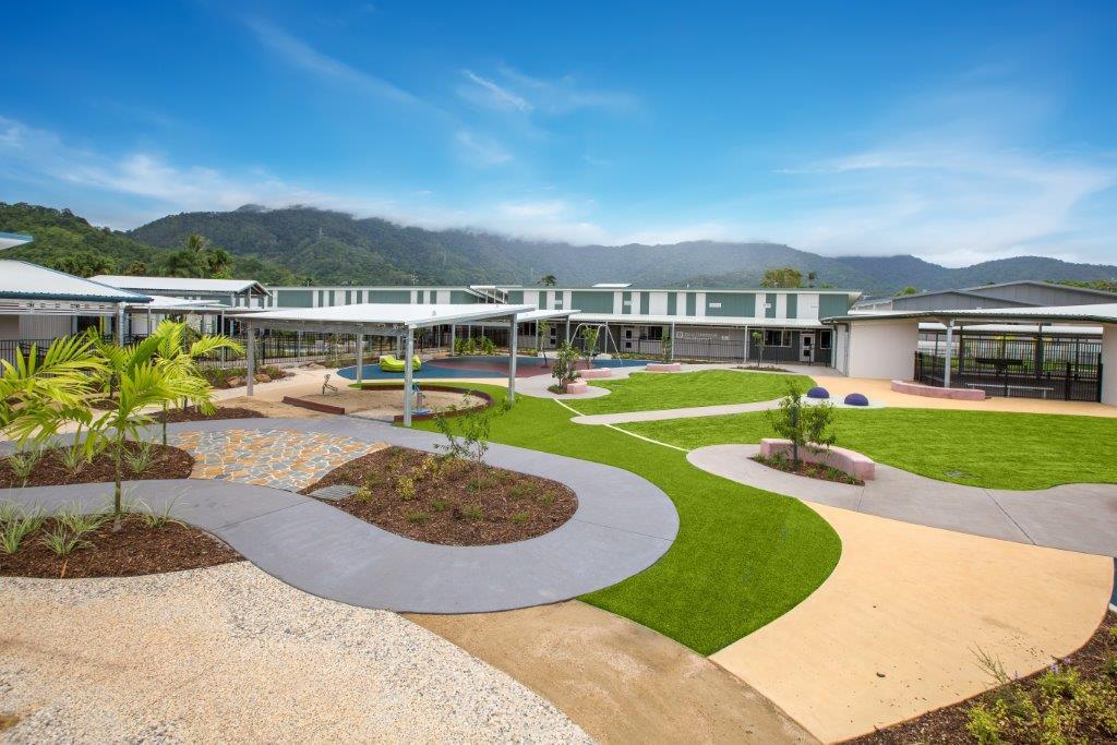 Cairns Special School - Outdoor Solutions Queensland 3